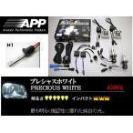 アテンザ 【GG3P】 (02.05〜07.12) ヘッドライトバルブ H1 4500K APP HIDコンバーションキット APD-451