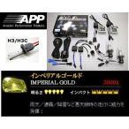 ワゴンR 【MC22S】 (98.10〜03.09) ヘッドライトバルブ H3/H3C 3000K APP HIDコンバーションキット APD-302