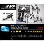 ラクティス 【SCP100】 (05.10〜07.11) ヘッドライトバルブ H4Hi/Low 8000K APP HIDコンバーションキット APD-805