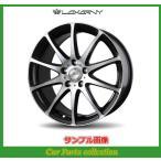 バドックス ロクサーニ スポーツ RS-10 17インチ 7.0J 4H  P.C.D:100  INSET:45 ブラックポリッシュ(2本セット)