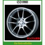 15インチ 6.5J 4H P.C.D:100 INSET:45 エンケイ(ENKEI)ホイール パフォーマンスラインPF01 カラー:Sparkle Silver (2本セット)