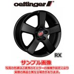 14インチ 5.0 4H/P.C.D:100 INSET:35 エッティンガー RX マットブラック(2本セット)