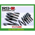 シエンタ NCP85G (4WD) 15/9〜 (1500 NA) RSRダウンスプリング RS-R ダウン T891W