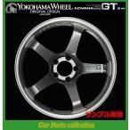 ヨコハマ アドバンレーシングGT 18インチ 9.5J 5H(M14) PCD:100 INSET:45 マシニング&レーシングメタルブラック 2本セット 【代引き購入不可】