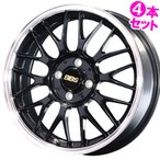 BBS RG-F 397 15×5.5J +45 4/100 ブルーブラックダイヤカット(BBD)  [鍛造アルミホイール][1本価格]