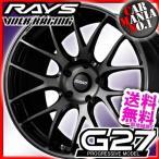 19×8.5J +36 5/120-72.6 ボルクレーシング G27 PROGRESSIVE MODEL (KK) レイズ 19インチ ホイール1本 RAYS VOLK RACING G27-PM
