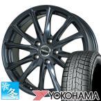 215/60R16 ヨコハマ アイスガード6 iG60 16インチ スタッドレスタイヤ ホイール 4本セット ジョーカーマジック 16×6.5 5穴 PCD114.3
