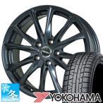 215/65R16 ヨコハマ アイスガード5プラス iG50+ 16インチ スタッドレスタイヤ ホイール 4本セット ジョーカーマジック 16×6.5 5穴 PCD114.3