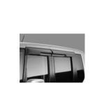 無限MUGEN 72400-XMD-K0S0 ベンチレーテッドバイザー N BOX Nボックス/N BOX Custom JF1/JF2 N BOX+ Nボックスプラス