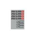NISMO ニスモ 99992-RN242 S-tuneステッカーセット 黒