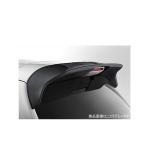 NISMO ニスモ 98100-RNK30-02 マーチ K13用 ルーフスポイラー ピュアブラック