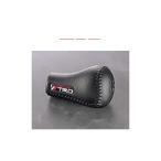 TRD MS204-00004 シフトノブ 5速マニュアルトランスミッション搭載車 本革巻(ブラックステッチ) 33504-SP003