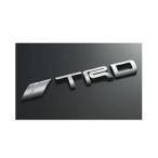 TRD MS010-00002 TRDエンブレム(ロゴタイプ) 08231-SP088
