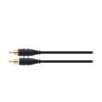 audio-technica オーディオテクニカ AT-BC64/2.0(2.0m) 車載用 オーディオケーブル(RCAケーブル、ピンプラグ)