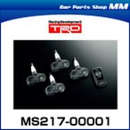 TRD MS217-00001 タイヤ空気圧・温度デジタルゲージ 86、C-HR、プリウスPHV