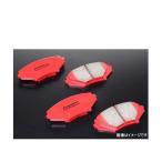 AutoExe オートエグゼ MBK5A10 ストリートスポーツブレーキパッド アクセラ(BL系全車MS除く、他)、プレマシー(CW/CR系全車)、ビアンテ フロント用左右セット