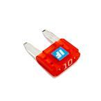 ネコポス可能 BLUE ICE FUSE BIF-MINI10A MINI 10A 青いアイスフューズ オーディオに特化した高音質仕様 青いアイスヒューズ