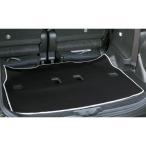 【当店在庫品/即納】 トヨタ 型式:NSP170G/NCP175G/NHP170G シエンタ専用 防水 ネオラゲッジマット ブラック/黒色 W7-36