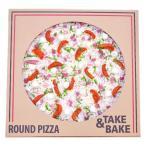 Yahoo!キャラメルカフェストアコストコCostco 新商品丸型ピザ パンチェッタ&モッツァレラ SQUARE PIZZA