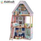 キッドクラフト マチルダ ドールハウス KidKraft Matilda Dollhouse 3階建て 12インチ ドール おもちゃ おままごと 送料無料 costco コストコ