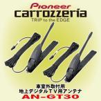 パイオニア カロッツェリア/ carrozzeria 車室外取付用地上デジタルTV用アンテナ AN-GT30