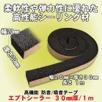 日東電工/Nitto 高機能吸音/防音テープ エプトシーラー/EPTSEALER No.686 2cm幅×長さ100cm×厚さ30mmサイズ スピーカー周辺部の施工に最適