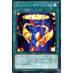 遊戯王カード フューリー・オブ・ファイア(ノーマル) ライジング・ランペイジ(RIRA) | 通常魔法 ノーマル