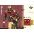ケビン・バーロー NFLカード Kevin Barlow 2001 Upper Deck Ovation Rookie Gear