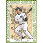 井口資仁 プロ野球カード 2012 BBM GENESIS / ジェネシス 緑箔 パラレル 087/150