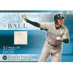 林威助 プロ野球カード リン・ウェイツゥ 2007 BBM タッチ ザ ゲーム ボールカード
