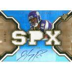 シドニー・ライス NFLカード Sidney Rice 2007 SPx Rookie Jersey Autographs 120/199