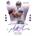 マット・ムーア NFLカード Matt Moore 2007 SP Authentic Rookie Authentics Signatures 384/399