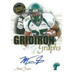マット・フォルテ NFLカード Matt Forte 2008 Press Pass SE Gridiron Graphs