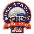 MLB シェイスタジアムファイナル ロゴパッチ (メジャーリーグ) (野球) (メッツ) (New York Mets) (Logo Patch)