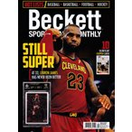 Beckett Sports Card Monthly 2018年 2月号 #395 月刊ベケット トレーディングカード プライスガイド 1/9入荷