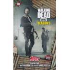 ウォーキング・デッド 2016 Topps The Walking Dead Season 5 トレーディングカード ボックス(Box)