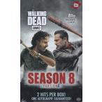 ウォーキング・デッド 2018 Topps The Walking Dead Season 8 トレーディングカード ボックス(Box)