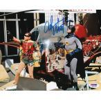 「バットマン」アダム・ウェスト(バットマン)&バート・ウォード(ロビン)直筆サインフォト
