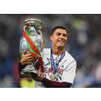 ���ꥹ�ƥ������Ρ���ʥ��� ľɮ������ե��� Cristiano Ronaldo Signed Portugal Photo: UEFA EURO 2016 Winner / Cristiano Ronaldo