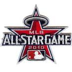 (セール)MLB 2010 オールスターゲーム ロゴパッチ (メジャーリーグベースボール) (野球) (All-Star Game) (Logo Patch)