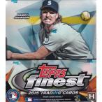 MLBカード 2015 Topps Finest Baseball ボックス(Box) 送料無料