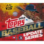 MLB 2016 Topps Update Series Baseball Jumbo ボックス(Box)