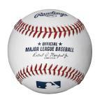 Rawlings社製 MLB公式球 / MLBボール 2/7再入荷