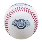 (セール)MLB 2009 Opening Day Ball 開幕戦公式球 / オープニングデイボール