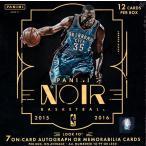 バスケカード NBA 2015-16 Panini Noir Basketball ボックス (Box)