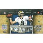 (セール)NFL 2010 Topps Unrivaled ボックス (Box)