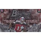 (セール)アメフトカード NFL 2014 Bowman Sterling Football ボックス (Box)