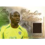サッカーカード【Edilson】 2003 Futera Jersey 250枚限定!