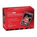 ウルトラプロ (Ultra Pro) カードセイバー トール 200枚入りボックス #43000 |Semi Rigid 1/2