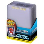 (ウルトラプロ UltraPro 収集用品) ルーキーカード用トップローダー (ゴールド) 1枚単位 (#81180)